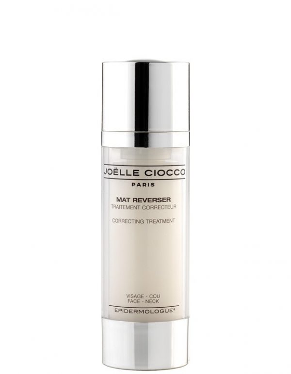 Joelle Ciocco Correcting Treatment