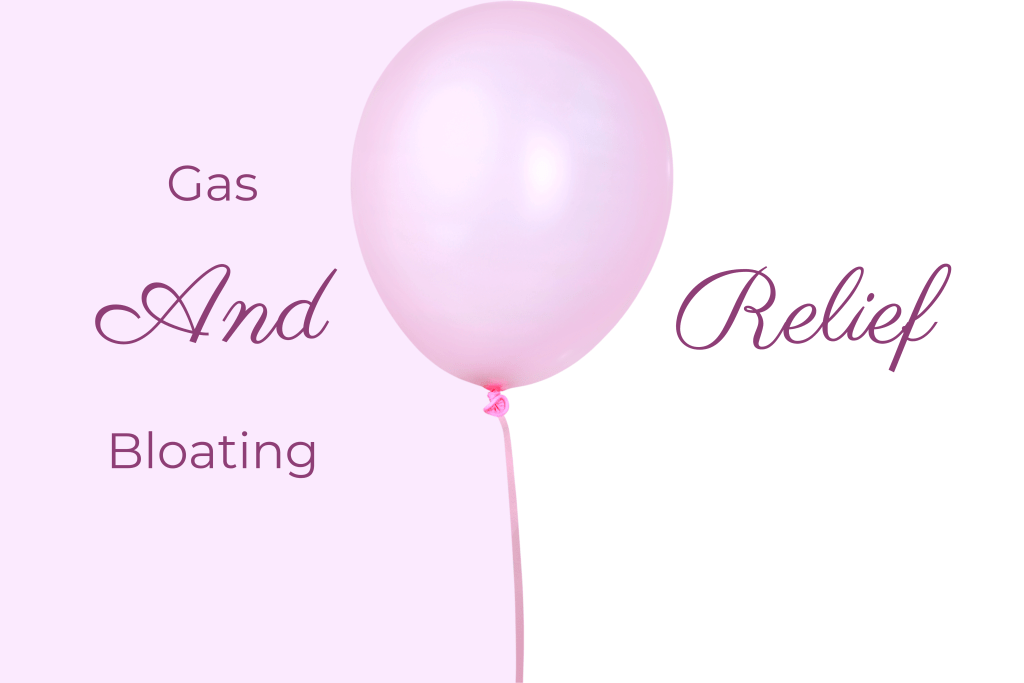 GAS AND BLOATING RELIEF WITH COLON HYDROTHERAPY
