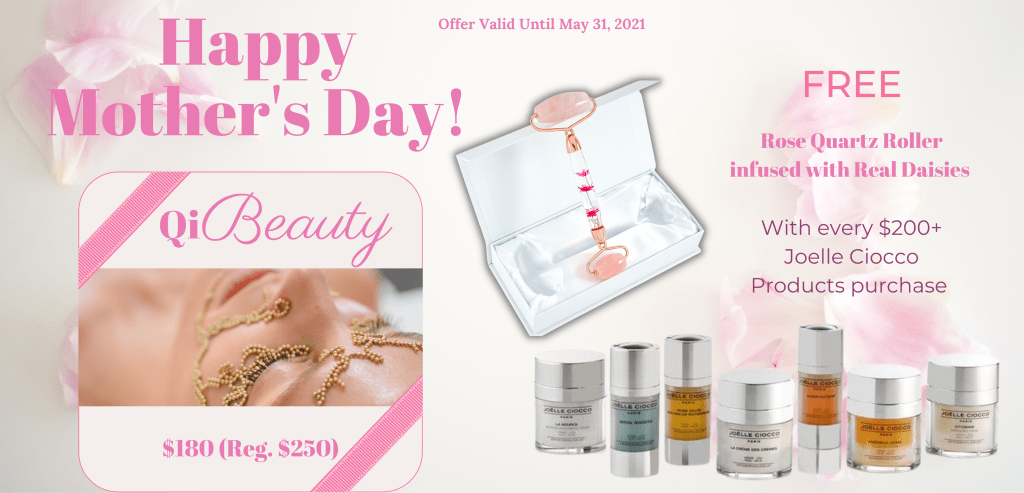 Mother's Day Promotion Vita Epidermology Center